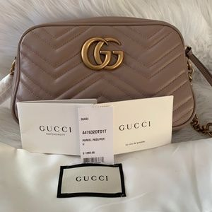 Gucci GG marmont Small Matelesse Bag